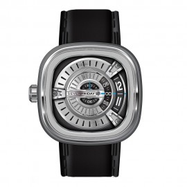 Replique Montre SevenFriday M1-1 en acier inoxydable