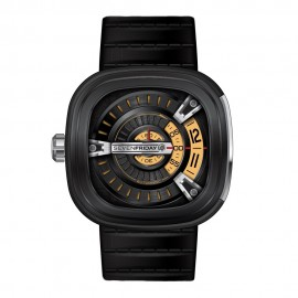 Replique Montre SevenFriday M2-1 en acier inoxydable/PVD