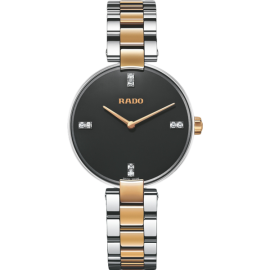 Replique Rado Coupole Midsize Diamond Cadran Dames R22850703