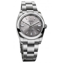 Replique Rolex Oyster Perpetual 36mm Steel Cadran 116000-70200