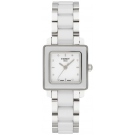 Tissot T-Trend Cera Dames T064.310.22.016.00 Montre Replique
