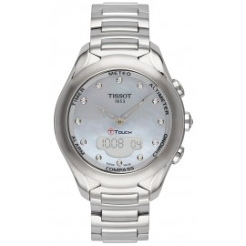 Tissot T-Touch Solar Dames T075.220.11.106.00 Montre Replique
