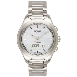 Tissot T-Touch Solar Dames T075.220.11.101.00 Montre Replique