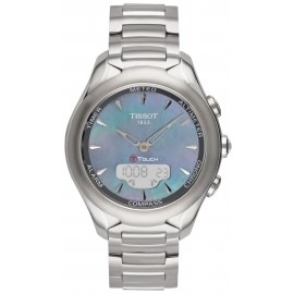 Tissot T-Touch Solar Dames T075.220.11.101.01 Montre Replique