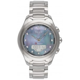 Tissot T-Touch Solar Dames T075.220.11.106.01 Montre Replique
