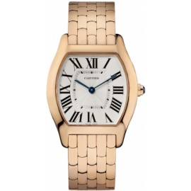 Copie Cartier Tortue Medium Or Rose Femmes W1556366