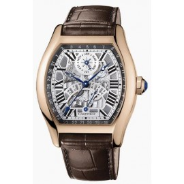 Copie Cartier Tortue Automatique Perpetual Calendar W1580047