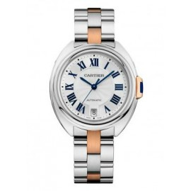 Cartier Cle De Cartier Automatique Midsize 31mm W2CL0004 Replique