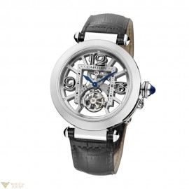Replique Montre Cartier Pasha Skeleton Tourbillon volant W3030021