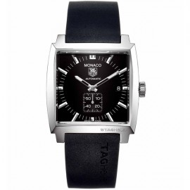Replique TAG Heuer Monaco Calibre 6 Automatique Chronographe 37mm WW2110.FT6005
