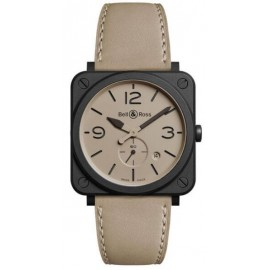 Replique Montre Bell & Ross BRS Desert Type Automatique Chronographe BRS-DESERT-CA