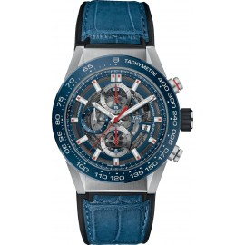 Replique Montre TAG Heuer Carrera Calibre Heuer 01 Chronographe Automatique 43 mm CAR201T.FC6406