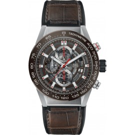 Replique Montre TAG Heuer Carrera Calibre Heuer 01 Automatique 43 mm CAR201U.FC6405
