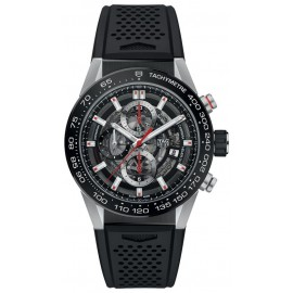 Replique Montre TAG Heuer Carrera Calibre Heuer 01 Chronographe Automatique 43 mm CAR201V.FT6087