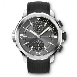Replique Montre IWC Aquatimer Chronographe Sharks IW379506