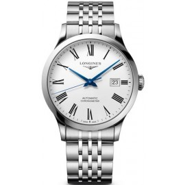 Replique Montre Longines Record Chronometer Certified Hommes L4.821.4.11.6