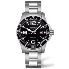 Copie Longines Hydroconquest Quartz 39 Noir L3.640.4.56.6