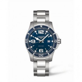 Copie Longines Hydroconquest Quartz 39 Bleu L3.640.4.96.6