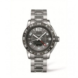 Copie Longines Admiral GMT Ceramique L3.669.4.06.7