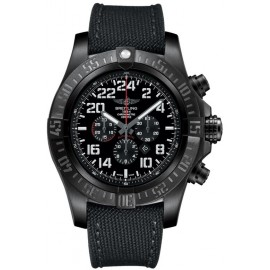 Replique Montre Breitling Super Avenger Military Blacksteel M2233010/BC91