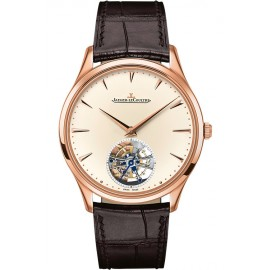 Replique Montre Jaeger-LeCoultre Master Ultra Thin Tourbillon Q1322410