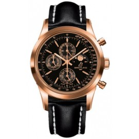 Replique Montre Breitling Transocean Chronographe 1461 Or Rose R1931012/BC20/435X/R20BA.1