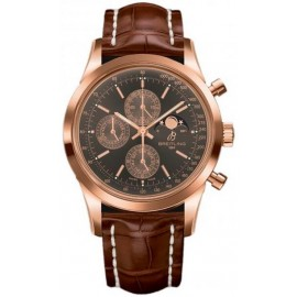 Replique Montre Breitling Transocean Chronographe 1461 Or Rose R19310C6|Q601|739P|R20BA.1