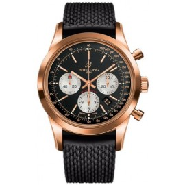 Replique Montre Breitling Transocean Chronographe Or Rose RB015212|BF15|279S|R20D.3