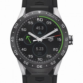 Replique Tag Heuer Connected titane caoutchouc vulcanise SAR8A80.FT6045