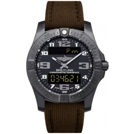 Replique Breitling Professional Aerospace Evo Night Mission Homme V7936310/BD60
