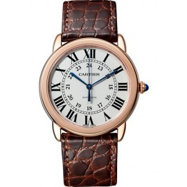 Replique Montre Cartier Ronde Solo Automatique 36mm Dames W2RN0008