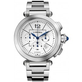 Replique Montre Cartier Pasha Seatimer Chronographe Hommes W31085M7