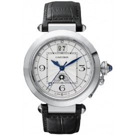 Replique Montre Cartier Pasha Automatic 42mm Hommes W3109255