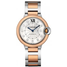 Replique Montre Cariter Ballon Bleu de Cartier 36 mm W3BB0013