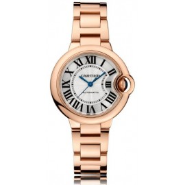 Replique Montre Cartier Ballon Bleu de Cartier 33 mm Dames W6920096