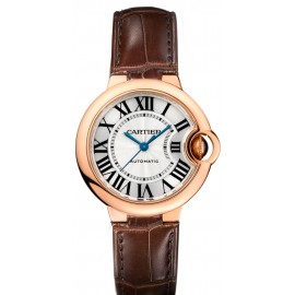 Replique Montre Cartier Ballon Bleu de Cartier 33 mm Dames W6920097
