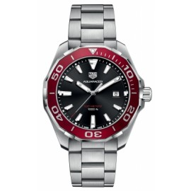 Replique Montre TAG Heuer Aquaracer Quartz 43mm Homme WAY101B.BA0746