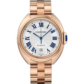 Replique Montre Cariter Cle de Cartier 40 mm WGCL0020
