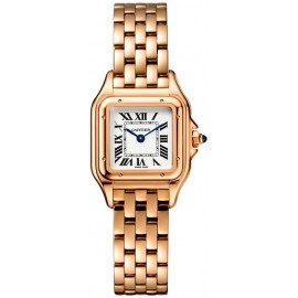 Replique Montre Cartier Panthere de Cartier Petite Or Rose WGPN0006