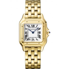 Replique Montre Cartier Panthere de Cartier Moyen Or Jaune WGPN0009