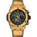 Replique Montre Hublot Big Bang Unico Jaune Or Usain Bolt 45mm 411.VX.1189.VR.USB16