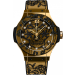 Replique Montre Hublot Big Bang Broderie Skull 41mm Or 343.VX.6580.NR.BSK16
